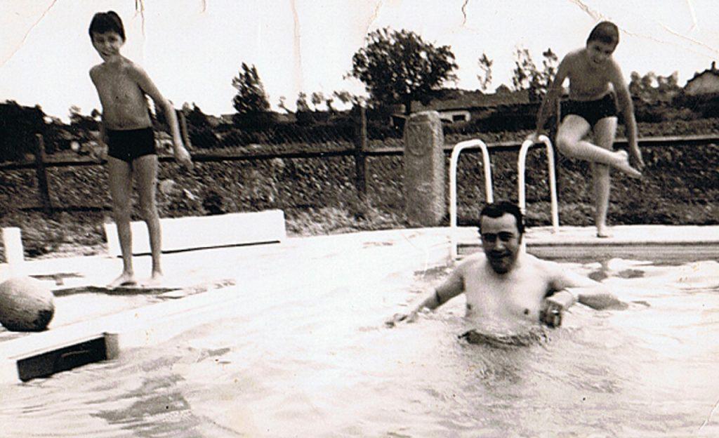 Familie Desjoyaux 1966