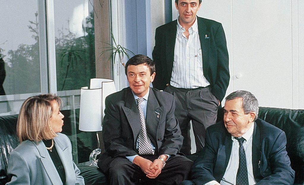 Familie Desjoyaux 1991