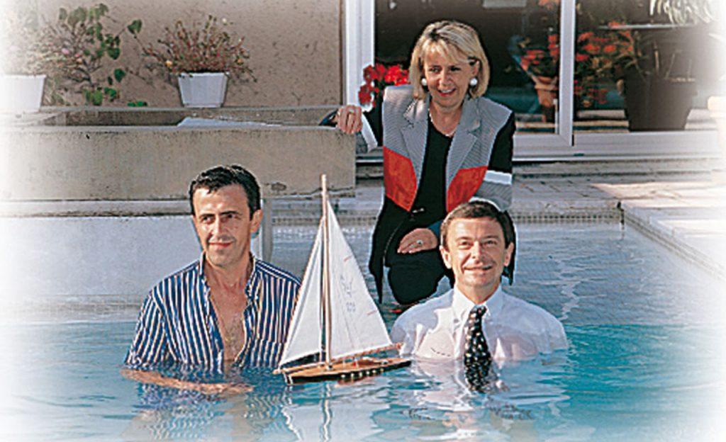Familie Desjoyaux 1997