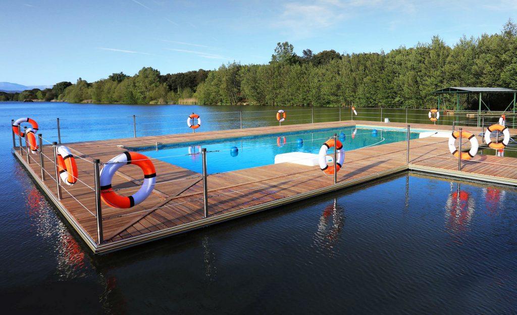 Mobiler Pool