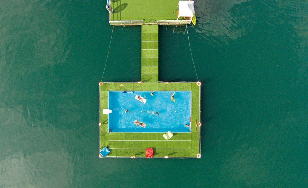 Mobipool - mobiler Swimmingpool