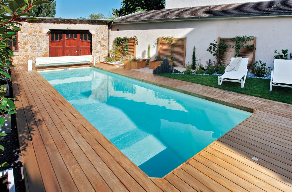 Swimmingpool Outdoor 10m x 3m