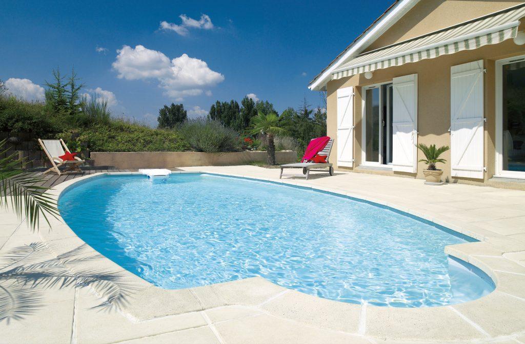 Swimmingpool 8m x 4m