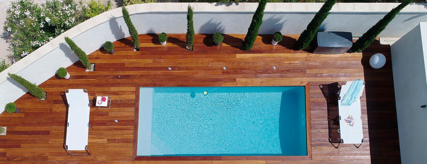 Poolbau vom Marktführer