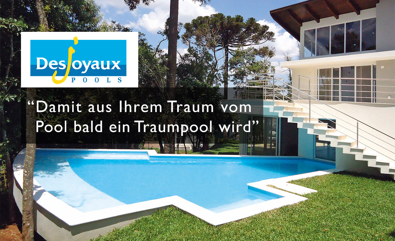 Danke f r ihre anfrage desjoyaux pools for Gartenpool komplettangebot