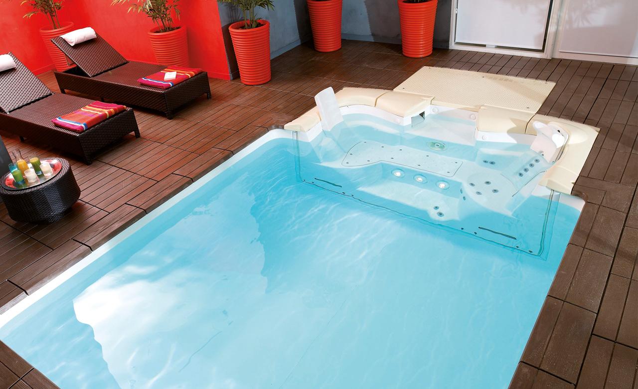 Pool Filtertreppe Desjoyaux Pools