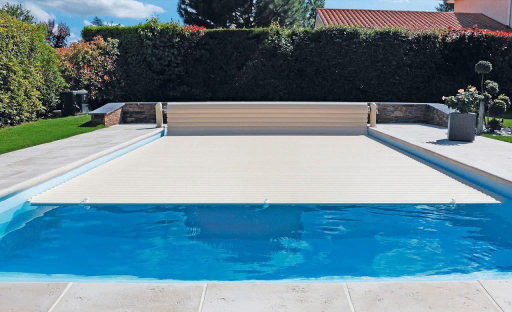 Pool nach der Modernisierung
