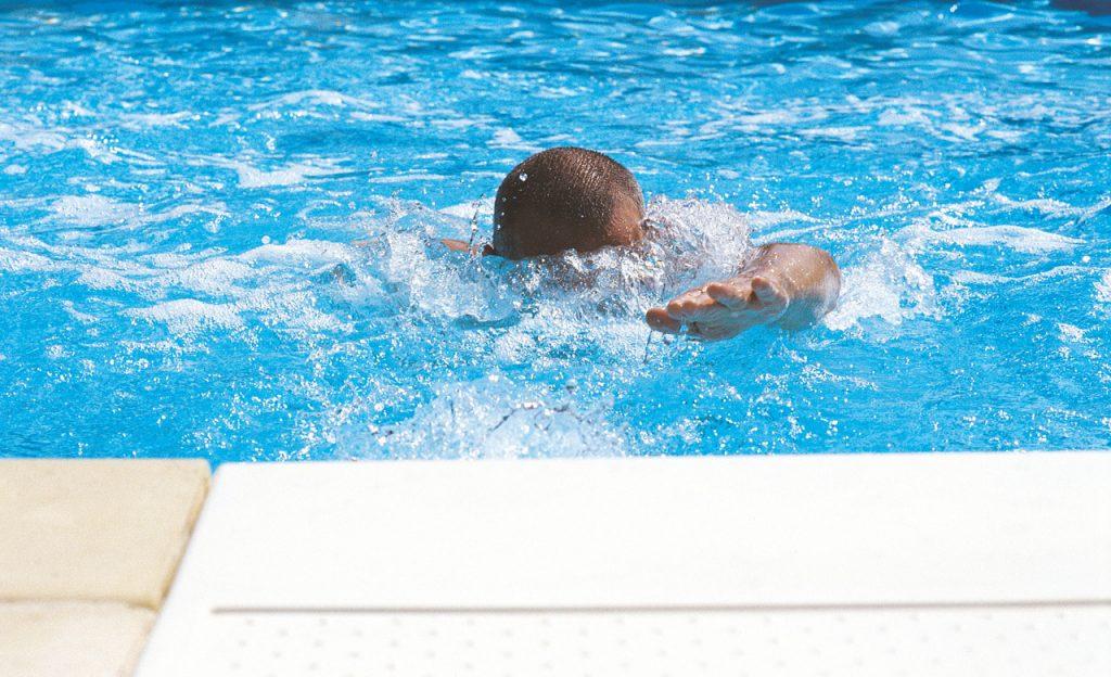 Pool Gegenstromanlage Sport
