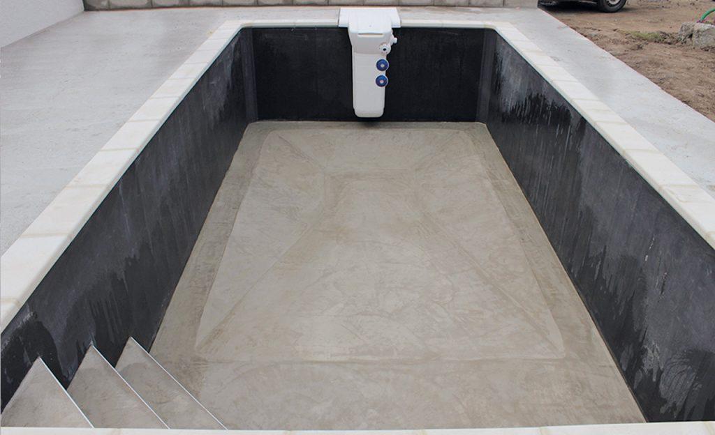Poolsystem Struktur
