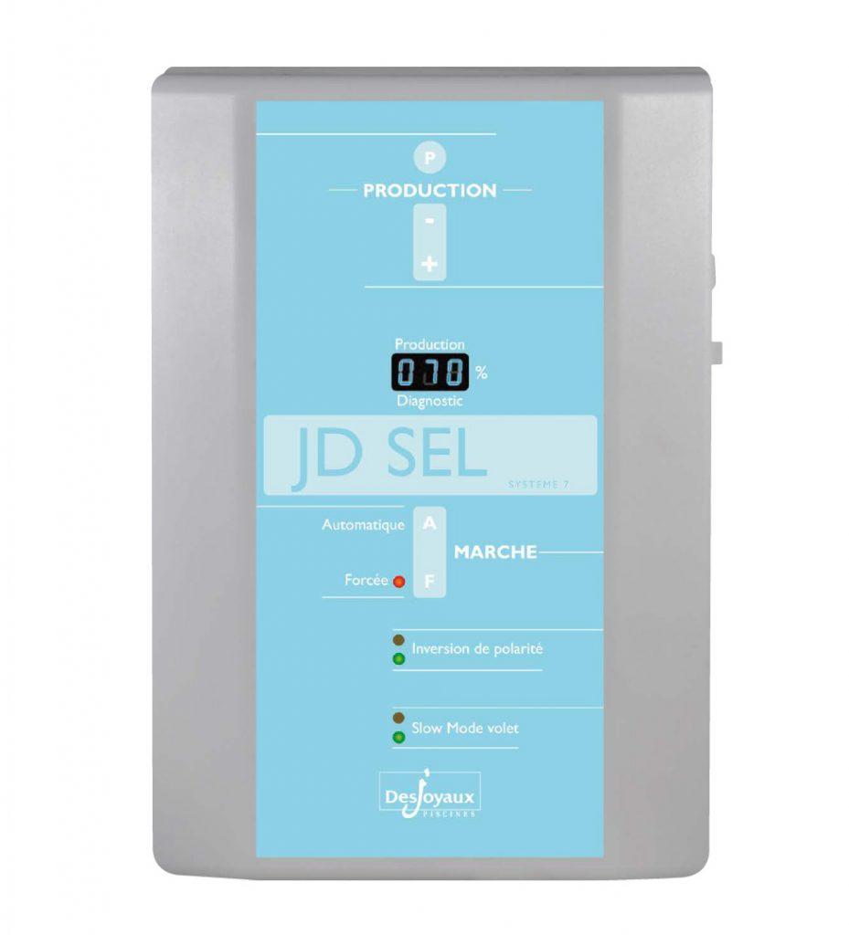 Salzelektrolysegerät - automatische Regelanlage Wasseraufbereitung mit Salz