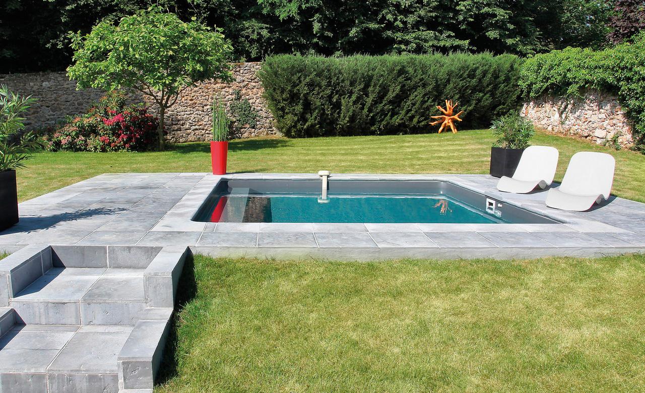 Gut bekannt Swimmingpool – Pools direkt vom Poolhersteller – Desjoyaux Pools DV97